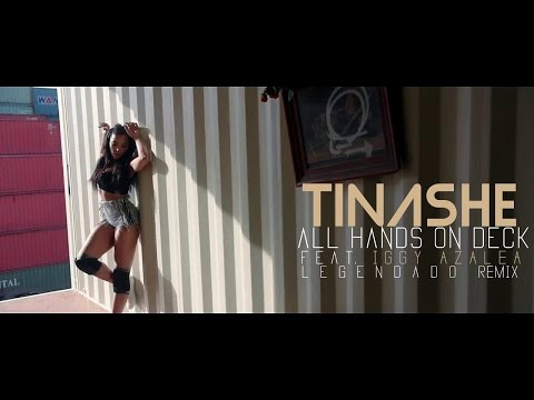 Tinashe - All Hands On Deck (Remix) Feat. Iggy Azalea (Legendado) (HD)