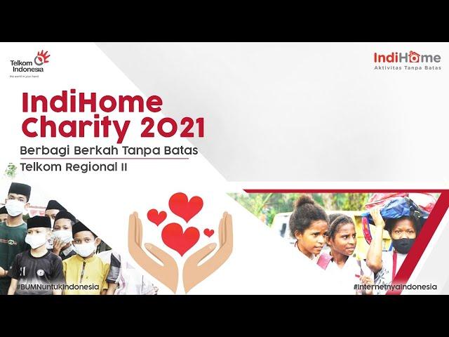 Charity IndiHome TREG 2