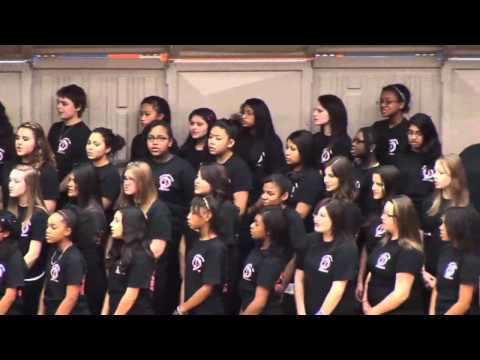 School Districts 211 and 54 Choral Festival 2013