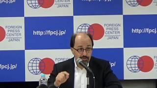 FPCJ Briefing: 「西洋の運命」ビル・エモット氏/The Fate of the West, Mr. Bill Emmott