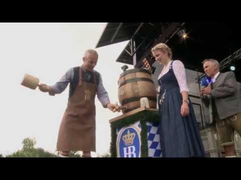 Hofbräu-Dult 2016 - O zapft is!