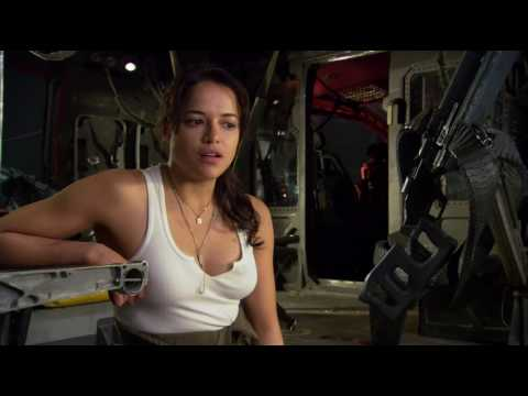 AVATAR - Michelle Rodriguez Interview ' On Her Character ' Trudy Chacon (Pilot)