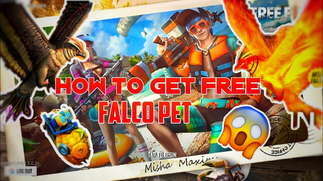 HOW TO GET FREE FALCO PET | FREE FIRE 🔥 | NEW EVENT FULL DETAILS |