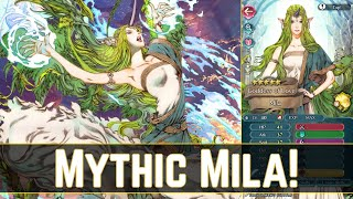 Better Than Expected! 💪 Mila Build Ideas & Comparisons! - Mythic Mila Overview! 【Fire Emblem Heroes】