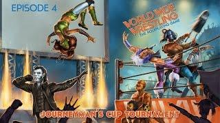WWWRPG Journeyman's Cup Tournament, Episode 4