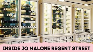 Jo Malone London: A Look Inside the Regent Street Store!! Including the Exclusive Collection