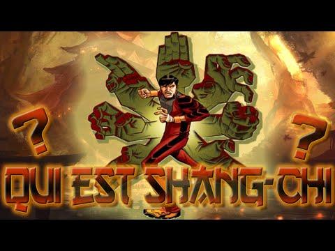 QUI est SHANG-CHI ? (Marvel Comics)