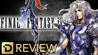 Final Fantasy IV Review (Plot Spoilers)