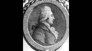 Paul Wranitzky Symphonie c-moll (Op. 11) - III.Menuetto Allegretto-Trio