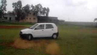 my alto car drift