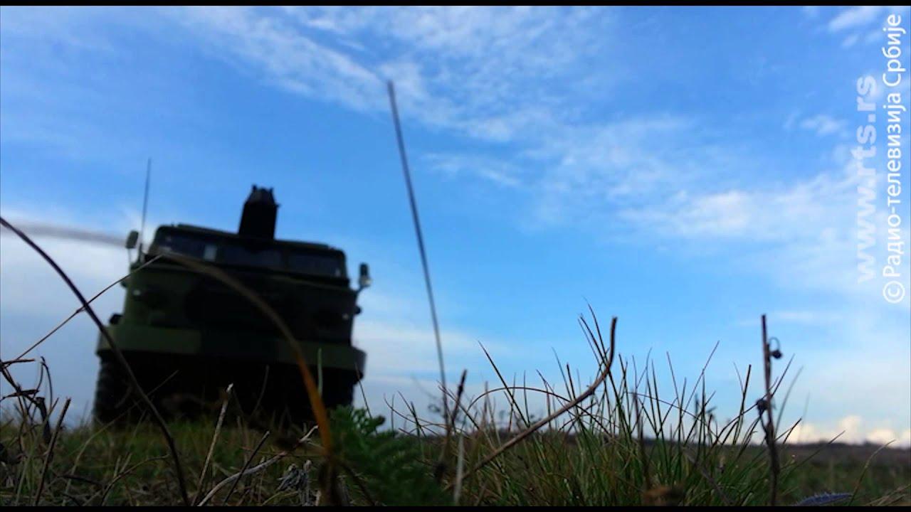 Orkan prešao preko kamere emisije Dozvolite - YouTube