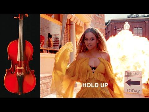 848f06b7848 Hold Up- Beyoncé (Violin Cover)  LEMONADE  - YouTube