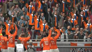 PES 2016 pc gameplay || 4k Resolution 3840×2160