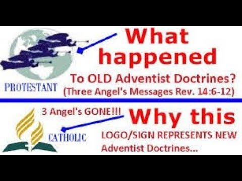 WARNING! ALL SDA CHURCHES ARE NOW CATHOLIC!!! RETURN TO YOUR ADVENTIST ROOTS NOW!