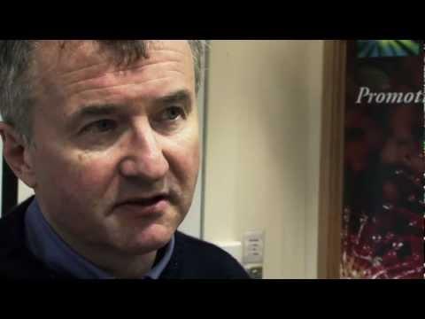 New Phytologist: Editor in Chief Alistair Hetherington