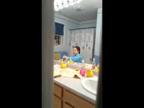 Singing In The Bathroom YouTube
