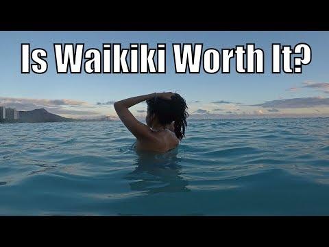My Thoughts on Waikiki Beach, Hawaii 🌴