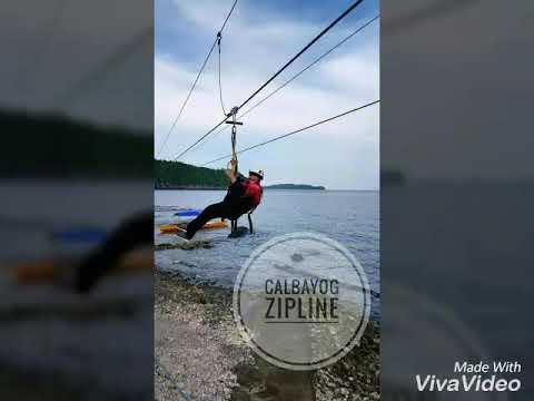 Calbayog Zipline