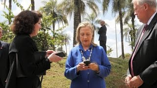 Hillary Clinton emails show frustration over classified info