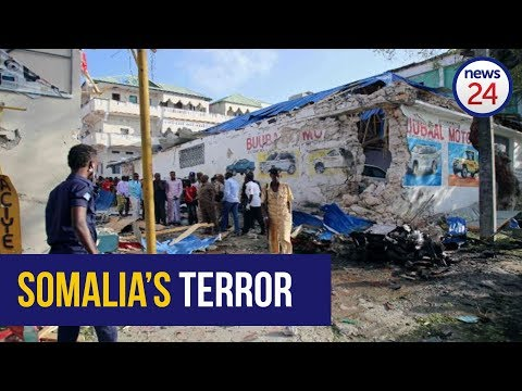 WATCH: Global Terrorism Index reports Somalia among world's top 10 affected