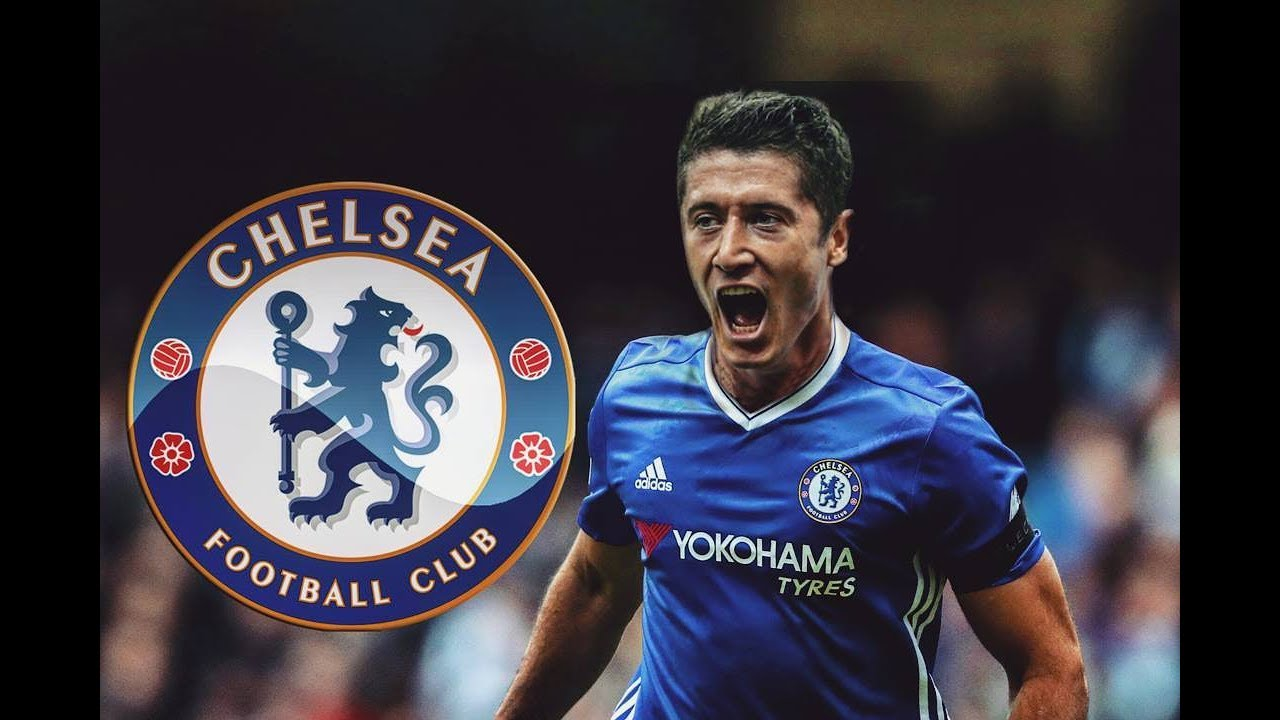 Image result for Lewandowski Chelsea