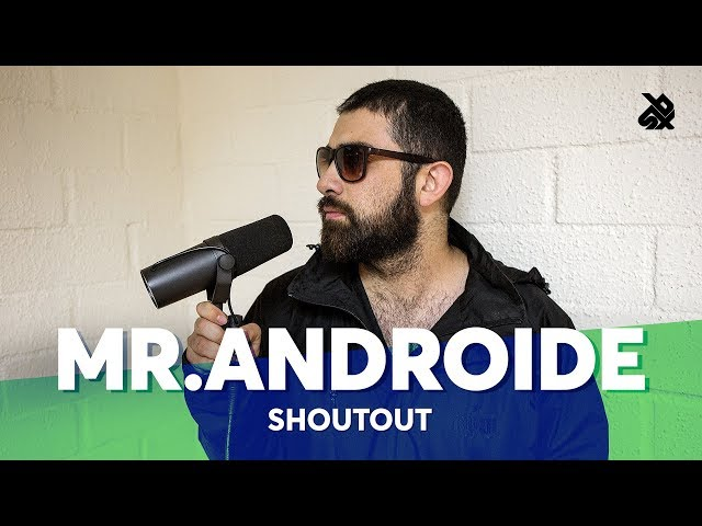 MR.ANDROIDE | Rave