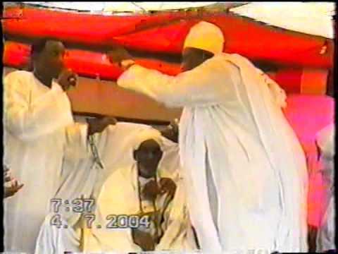 Sheikh Abdullahi Maikano's convoy was hit in Kumasi on 29/09/2003