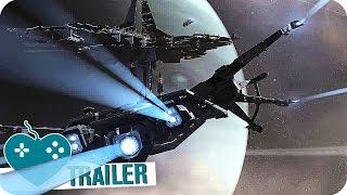 EVE ONLINE: CITADEL Cinematic Trailer (2016) PC