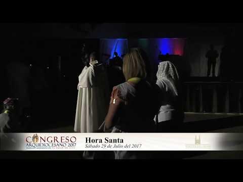 Hora Santa - Padre Alexandre Paciolli - Congreso Arquidiocesano 2017 en Omaha, Nebraska