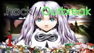 Let's Play .hack//Outbreak: Part 1:: Re-log