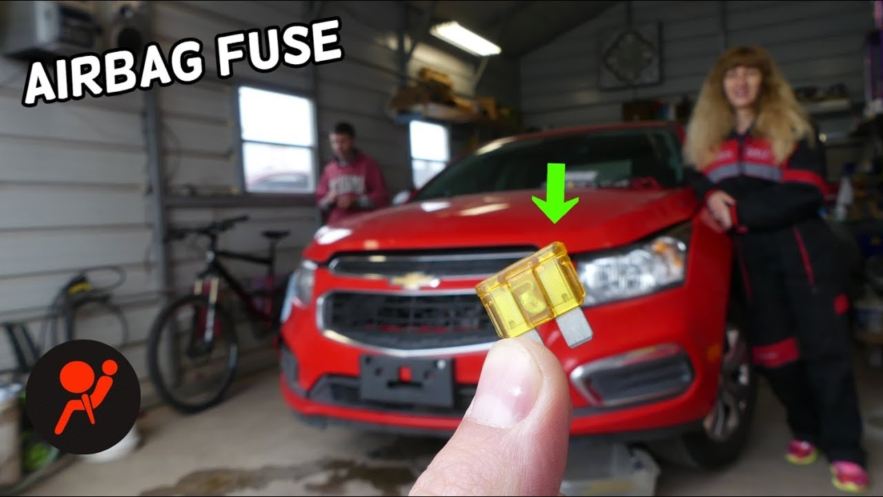 Chevrolet Cruze Airbag Fuse Relay Location Replacement Airbag