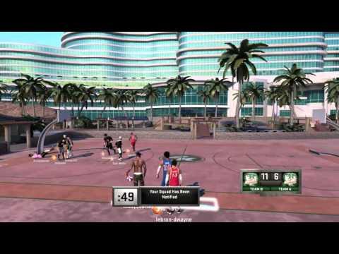 NBA 2K: A Team Effort *Redo*