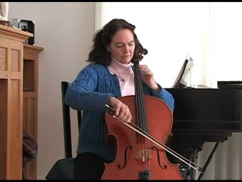 Kim Cook on Lyricism and the Cello