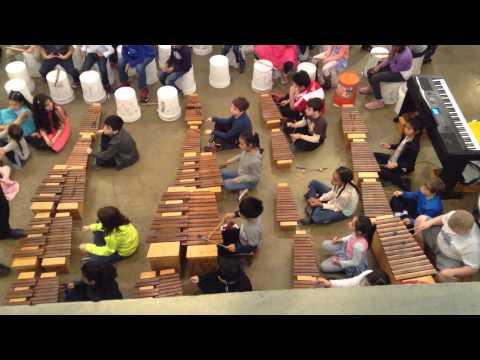 Street Song - Sympatico's Orff Ensemble