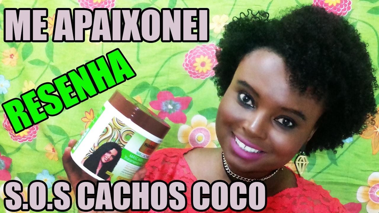 Resenha sos cachos coco da salon line por neymara lima for Salon de discussion coco