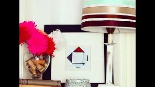 Diy: Haz Una Mesa Facilisima Y Hermosa - Easy Side Table Por Lau ツ❀