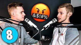 Mitä asioita et saa tehdä/sanoa YouTubessa? | BackPodcast #8