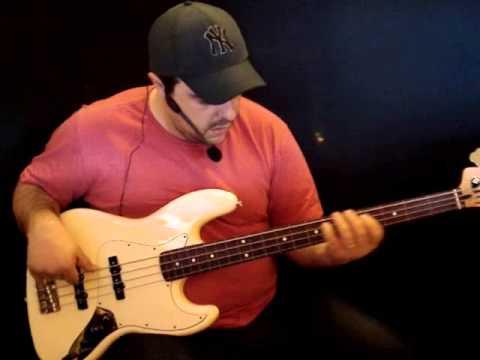Fender Jazz Bass MIM Fretless
