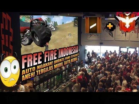 BRONZE YANG TERSAKITI - SQUAD FREE FIRE LUCU BOCAH SUNDA - DUNIA GAMES GARENA FREE FIRE EXE - 동영상
