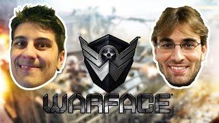 WARFACE - Gameplay com Zigueira!