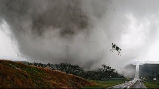 Crazy Tornado Compilation