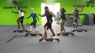 Xtreme Hip Hop with Phil : Bunny Hop