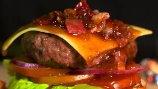 Wenty Leagues Lawsons Bistro - Venison Burger