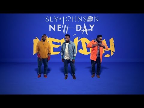 Sly Johnson - New Day Mp3