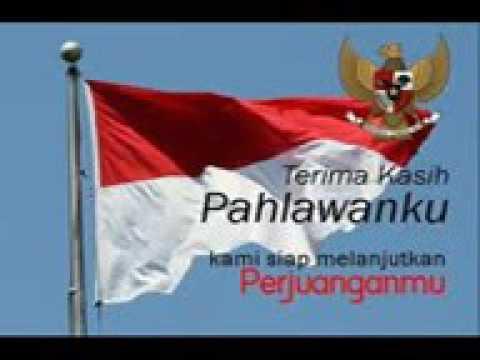 Indonesia Raya Versi Aslinya--Jaman Dulu