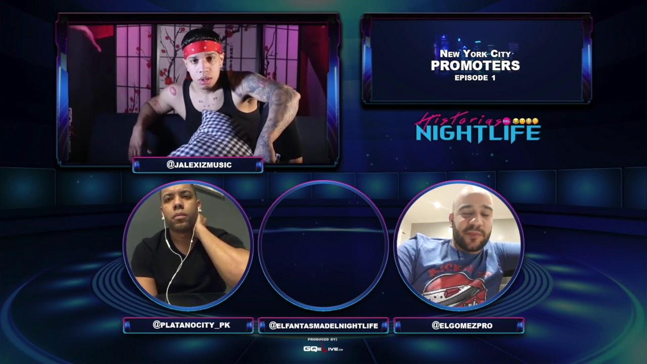 $15,000 Dolares perdidos y mencionan Djs - NYC Promoters (Historias Del Nightlife S1_E1) 4/7