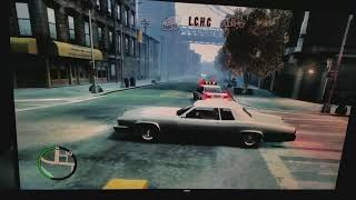 Grand Theft Auto 4 : On Xbox One X - Xbox 360 Backward Comp.Analysis