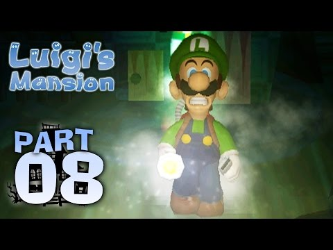 Luigi's Mansion - Episode 8: Power Outage!