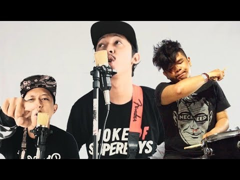 Via Vallen NDX - Sayang Rock Cover by JOKE OF SUPERBOYS