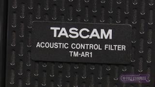 Video: Trattamento Acustico Tascam Tm-ar1
